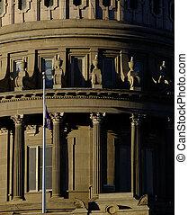 건물, 국회 의사당, 정부, 돔, 법률이 지정하는, 상태, 아이다호, 법률