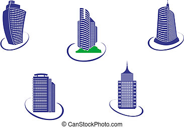건물, 상징