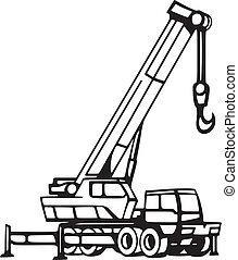 건설 차량