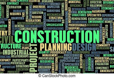 건축 산업