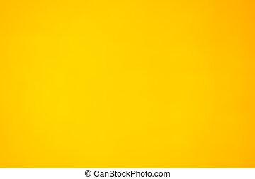 검소한, 노란 배경