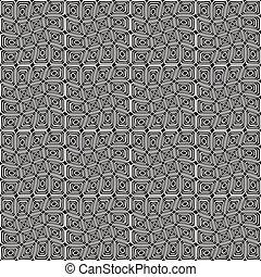 검정과 백색, op, 예술, texture., 기하학이다, pattern.