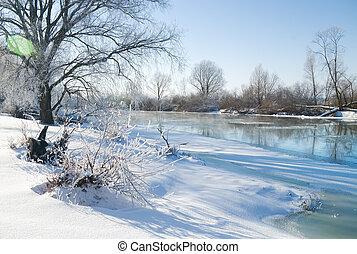 겨울, 계절
