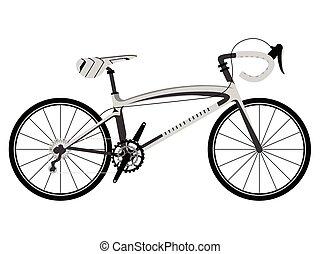 경주 자전거, 아이콘