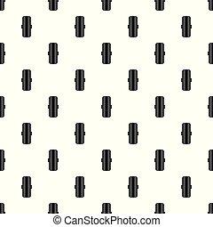 고무, 타이어, 패턴, seamless, 벡터