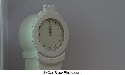고물, 백색, 손목시계