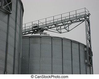곡물 엘리베이터