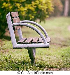 공원, 의자