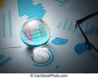 공, 사업, 무역, 결정, 계획, 미리 계획하다, 주식