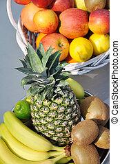 과일, 배열