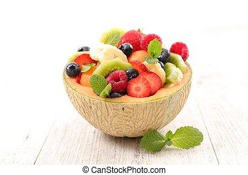 과일 사라다