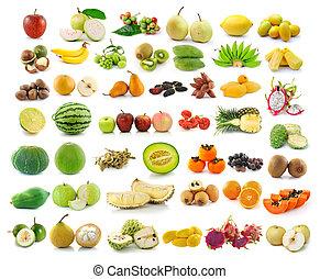 과일, 수집
