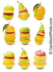 과일, 여러 잡다한 인간으로 이루어진