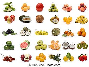 과일, collection.