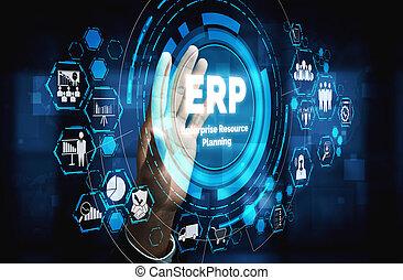 관리, 사업, 기업, 체계, 소프트웨어, 계획, erp, 자원, 자원