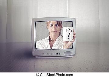 광고방송, 광고하는 것
