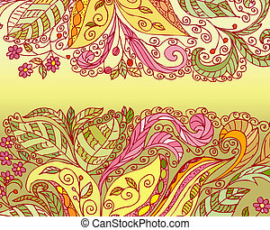 굉장한, abstrakny, 패턴