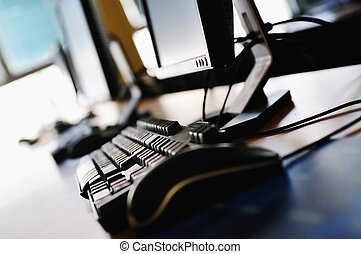 교실, 컴퓨터