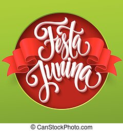 구조, 와, 가을의, 둥근, 가득하다, 잎, 화환, 와..., 가을, 판매, lettering., 벡터, 삽화