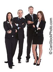그룹, 의, 행복하다, 실업가