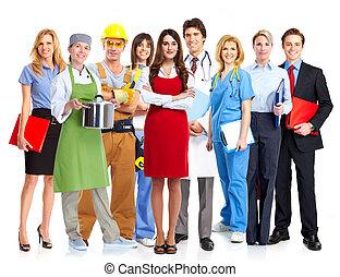 그룹, 의, workers.