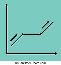 그만큼, 검정, 그래프, 비율, indices.