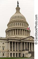 그만큼, 미국 미 국회의사당, 건물