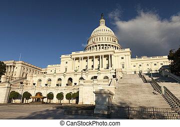 그만큼, 미국 미 국회의사당