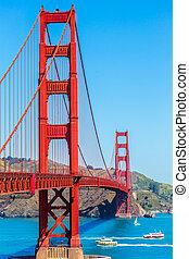 금문교, 샌프란시스코, 에서, 요새, 캘리포니아