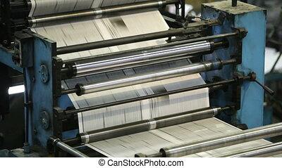 기계, 인쇄