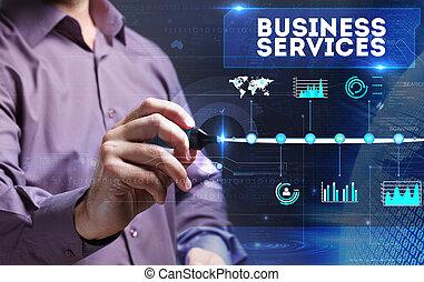 기술, 인터넷, 사업, 와..., marketing., 나이 적은 편의, 비즈니스 사람, 본다, 그만큼, word:, 사업, 서비스