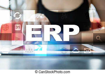 기업, 자원, 계획, 비즈니스와 기술, 개념