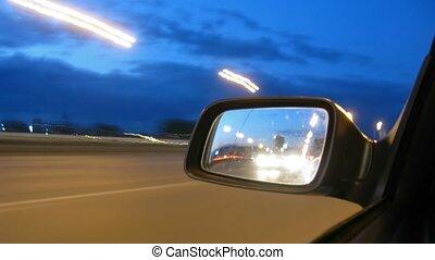 길, 에서, 거울