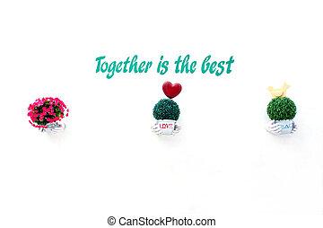 꽃 그릇, 벽, 백색