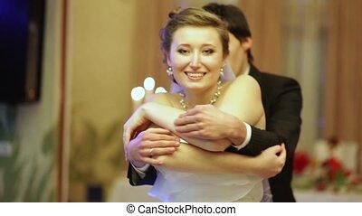 끝, 의, 그만큼, 결혼식, 댄스