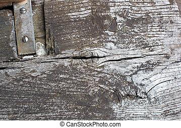 나무로 되는 문, 패턴