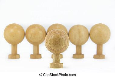 나무로 되는 장난감