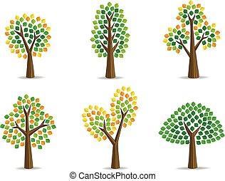 나무, 수집, v1