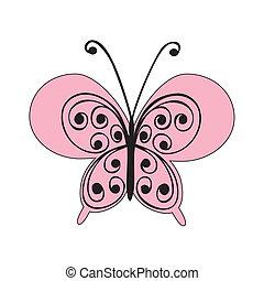 나비, 1