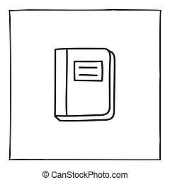 낙서, 노트북, 아이콘