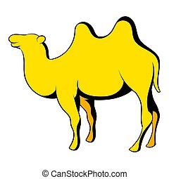 낙타, 아이콘, 만화