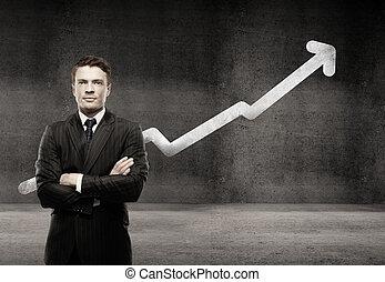 남자, 성장 도표