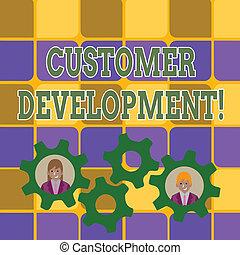 낱말, 쓰기, 원본, 고객, development., 사업 개념, 치고는, 형식적이다, 방법론, 치고는,...