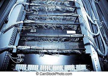 네트워크, 데이터 센터