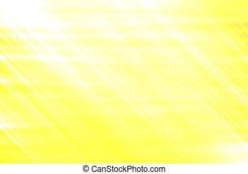 노란 배경