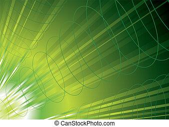 녹색, 에너지