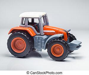 농업의, 장난감, 트랙터