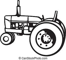 농업, 차량