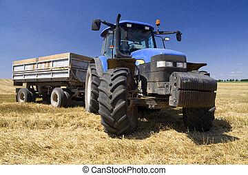 농업, -, 트랙터