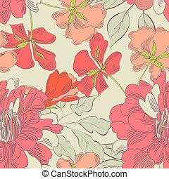다채로운, seamless, 패턴